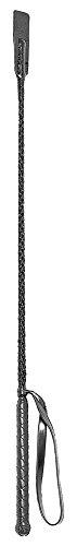 Kerbl Gerte Springstock mit Klatsche Fiberglas, 65 cm, 32364
