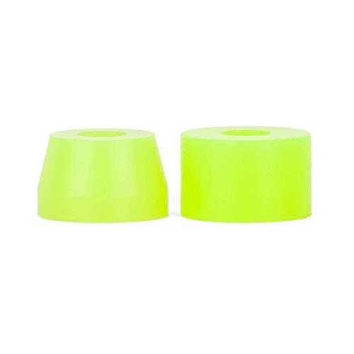 Sunrise Skateboards Gummies Longboard Bushings Barrel Cone Lenkgummies 85A - 95A Verschiedene Härten (85A Yellow - Soft)