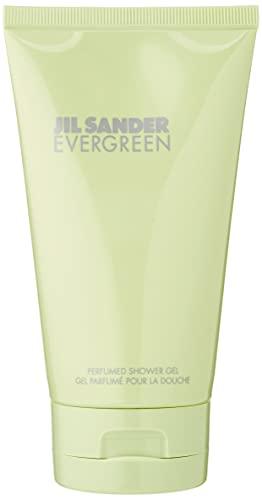 Jil Sander Evergreen femme/women, Perfumed Shower Gel, 1er Pack (1 x 150 ml)