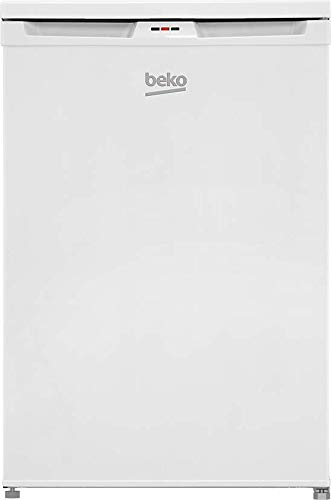 Beko FSE1073N Tischgefrierschrank/ 3 Gefrierfächer mit transparenter Front, davon 1 Gefrierschublade/abnehmbare Arbeitsplatte - unterbaufähig