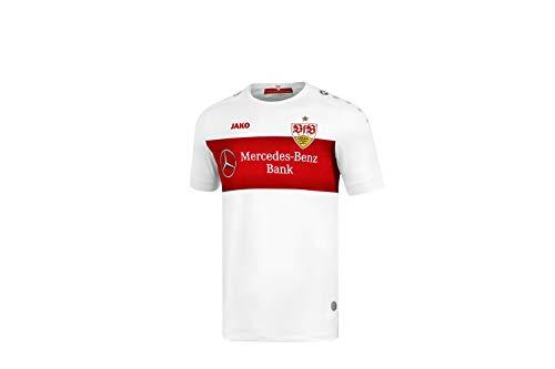JAKO Kinder VfB Stuttgart Home Trikot, weiß, 116