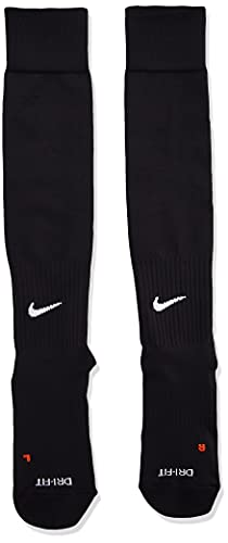 Nike U NK Classic II Cush otc-team Unisex Socken, Mehrfarbig (Tm Black / White), 46-50 (Herstellergröße : XL)