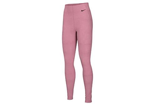 Nike Damen AQ0284-614_M Leggings, pink, M