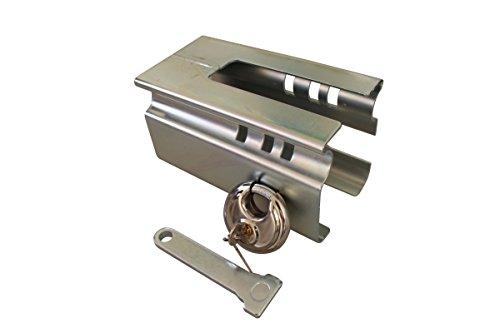 AVB Albe Safety Box Diebstahlsicherung mit Vorhangschloß Top Sicherung