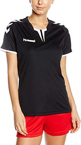 Hummel Damen Trikot Core SS, black, M, 03-649-2001