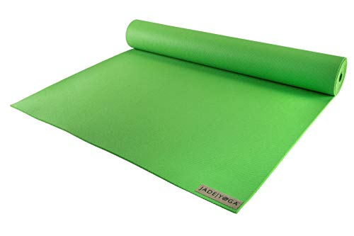 Neu Jade Yoga Harmony Professional Yogamatte (5mm, 173cm), Kiwigrün