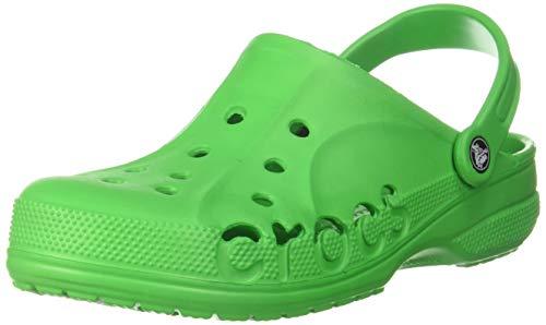 Crocs Unisex-Erwachsene Baya' Clogs, Grün (Grass Green 3E8), 43/44 EU