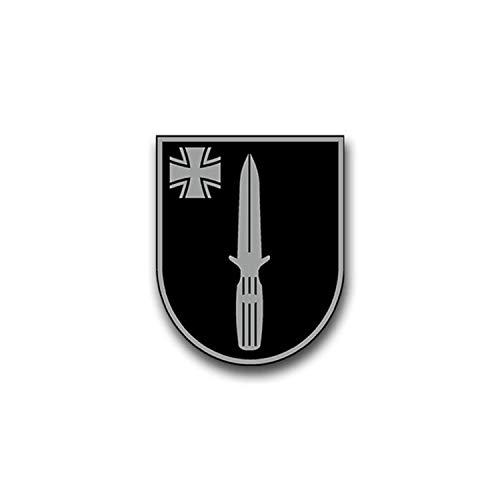 Aufkleber/Sticker SEK Wappen Sondereinsatzkommando Spezialeinheit 6x7cm A814