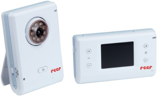 Reer 8006 - Babyphon mit Kamera Wega