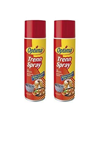 2 X Optima - Trennspray - 500 ml
