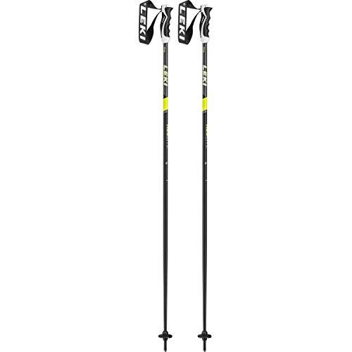 LEKI Goods, schwarz-Weiss-gelb, 115cm