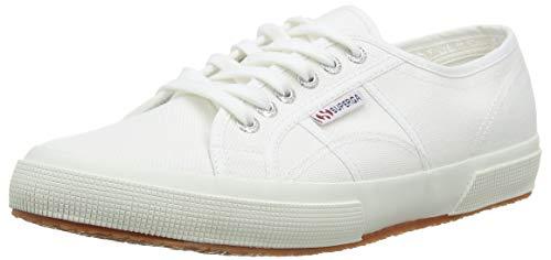 Superga Unisex 2750 Cotu Classic Sneaker, Weiß, 37.5 EU