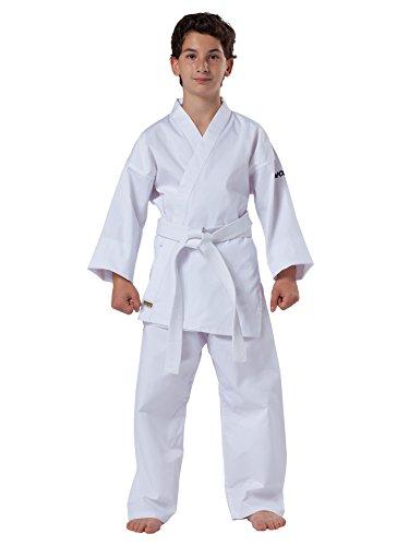 Kwon Karateanzug JUNIOR, weiß, 551000, Gr.160
