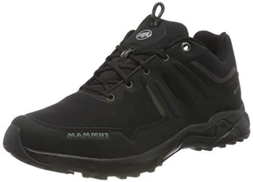 Mammut Damen Trekking- & Wander-Schuh Ultimate Pro Low GTX®, Schwarz (Black), EU 40