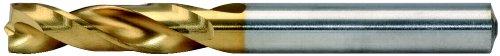 KS Tools 332.0208 HSSE-TiN Schweisspunkt-Bohrer, 8mm