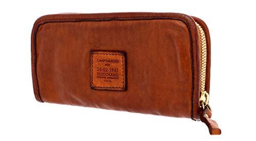 Campomaggi Carry Over Geldbörse Leder 20 cm