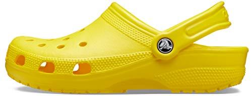 Crocs Unisex Classic Clog,Lemon,48/49 EU
