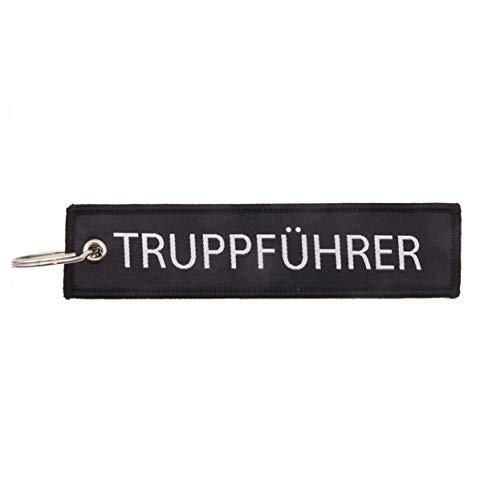 Truppführer Schlüsselanhänger Einsatzhundertschaft Polizei Schlüsselband Bundeswehr Feuerwehr Keychain