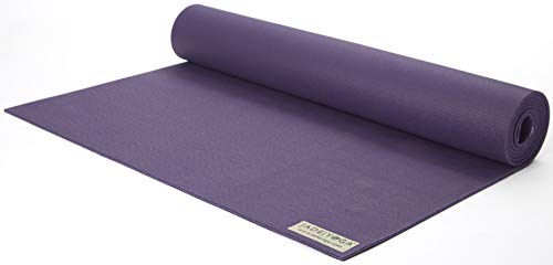 Jade Harmony Yogamatte, 3/40,6 x 61 x 188 cm, Violett
