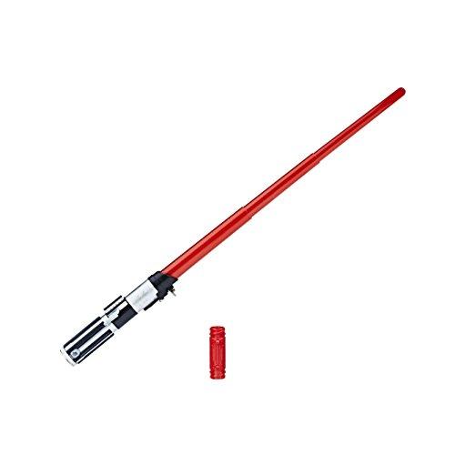 Hasbro Star Wars C1571ES0 Episode 4 Elektronisches Lichtschwert DARTH VADER