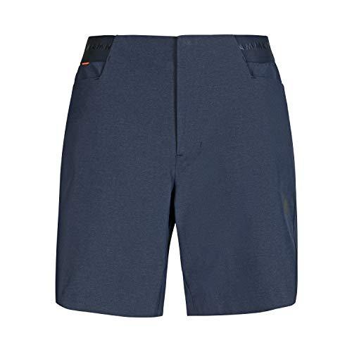 Mammut Damen Shorts Massone, blau, 42