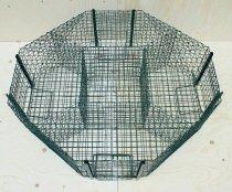 Kieferle 8-Eck Elsternfalle für Elstern und Tauben