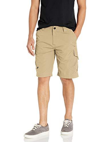 Fox Slambozo Herren Cargo-Shorts, Basic Fit, 55,9 cm, Dunkelkhaki, Größe 28