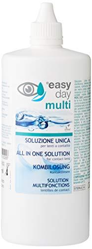 Easy Day Multi 360 ml Einzigartige Lösung für Kontaktlinsen, 360 ml