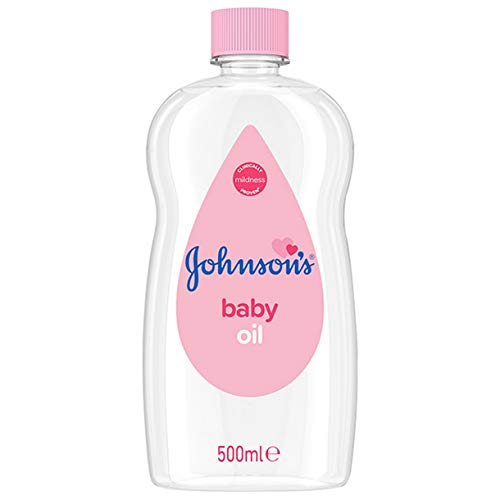 Johnson & Johnson Körperöl, 500 ml