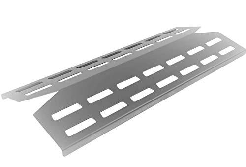 EWH Edelstahl Brennerabdeckung 39,5 x 16,5 cm für Landmann Triton PTS 2/3 / 4 aus Edelstahl 1.4301 / V2A (Größe Bitte vor dem Kauf prüfen !)