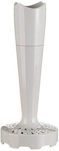 Braun Kartoffelstampfer Aufsatz MQ 50 - Stabmixer Zubehör kompatibel mit Braun MultiQuick Stabmixer mit EasyClick System, weiß