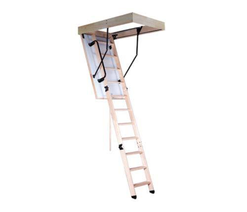 Bodentreppe EASYS Oman Thermo 110x60 Speichertreppe Treppe