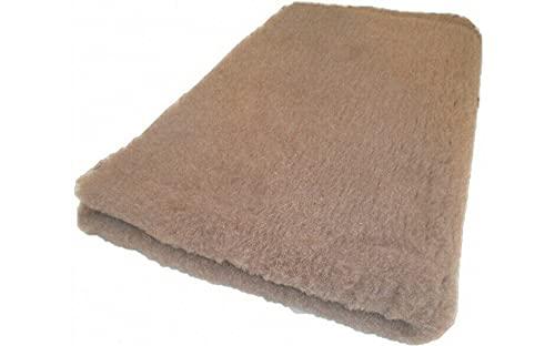 VetBed -/ Drybed I Hellbraun I 100 x 150 cm