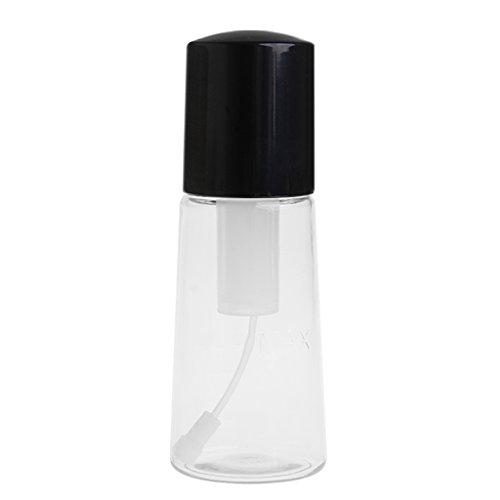 RK-HYTQWR Spicejars, Öl- / Essig-Sprühflasche, Sprühpumpen-Koch-Grill-Küchenwerkzeug, Luftpumpen-Einspritzflasche Schwarz, Schwarz
