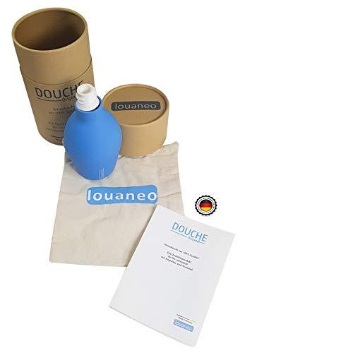 louaneo® Intimdusche aus 100% Sarolit mit 347ml Volumen - Hergestellt in Deutschland