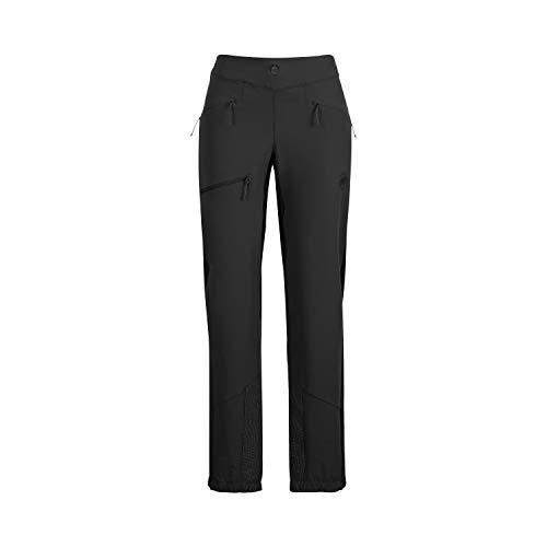 Mammut Damen Pantalon Aenergy So-1021 Softshell-hose, Schwarz (black), 32