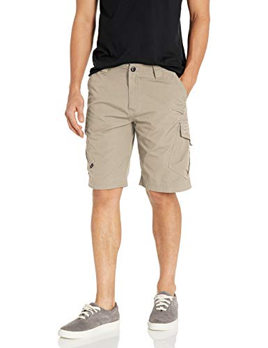 FOX Herren Slambozo Cargo Shorts, Stone, S