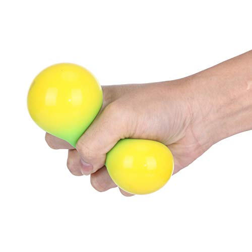 Antistressbälle für den Stressabbau, Grape Ball Depression Anti-Stress-Bälle, Anti Stress Knetball Spielzeug Stressball Streßball Knautschball Antistressball Squeeze Stress Ball Spielzeug