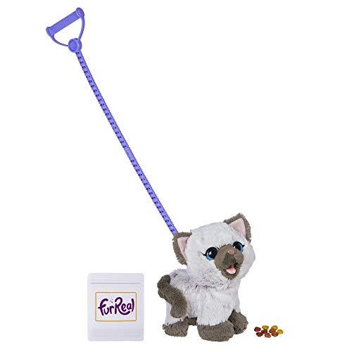 Hasbro FurReal Friends C1156EU4 - Kami Mein ich-muss-mal-Kätzchen elektronisches Haustier