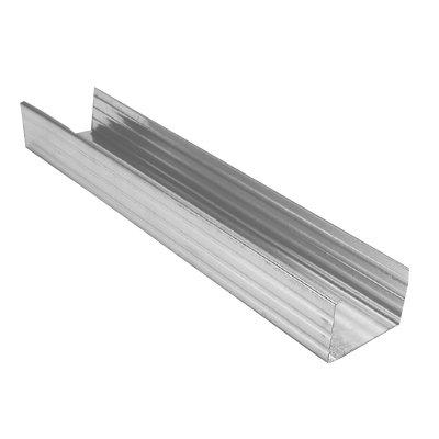 24m CW-Wandprofil 50mm x 3,0m C-Wandprofil C-Profil Ständerwerk Trockenbauprofil