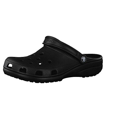 Crocs Unisex Classic Clog,Black,43/44 EU