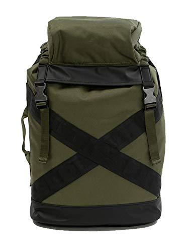 Diesel Outlet XXBACK Rucksack Backpack Notebooktasche Schultasche (Grün)