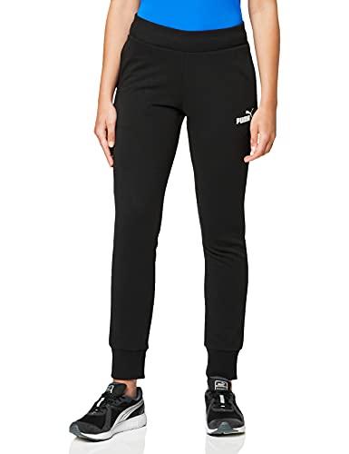 PUMA Damen Hose, Cotton Black, M
