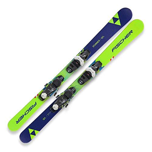 FISCHER Ski Stunner SLR JR 161cm Freeski Rocker 2021 + Bindung FJ7 AC