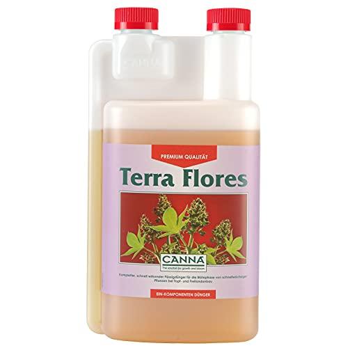 CANNA Terra Flores, 1 L, Weiß