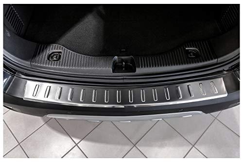 tuning-art BL928 Ladekantenschutz mit Abkantung für Opel Mokka 2012-2016