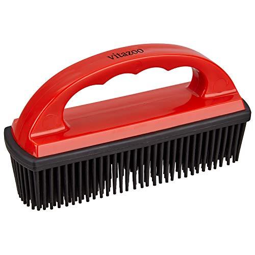 vitazoo Enthaarungsbürste zur Entfernung von Haaren für Textile Oberflächen und Fahrzeugpolster