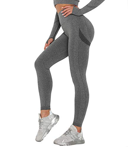 DUROFIT Scrunch Butt Sport Leggings Booty Lifting Leggins Sportstrumpfhosen Po Push Up Ruched Sport Tights Yoga Pants Fitnesshose Yogahose