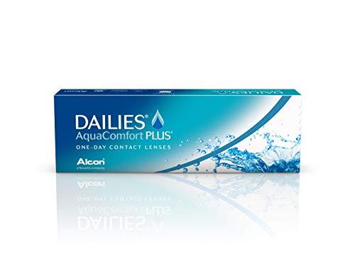 Dailies AquaComfort Plus Tageslinsen weich, 30 Stück, BC 8.7 mm, DIA 14.0 mm, -2.75 Dioptrien