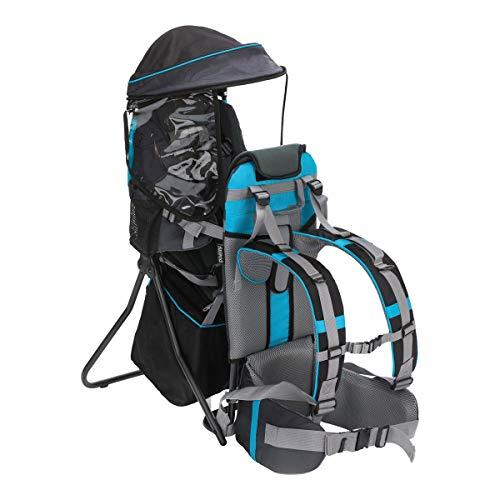 fillikid Ges. mbH Rückentrage Explorer grau/blau